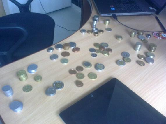 мои монетки