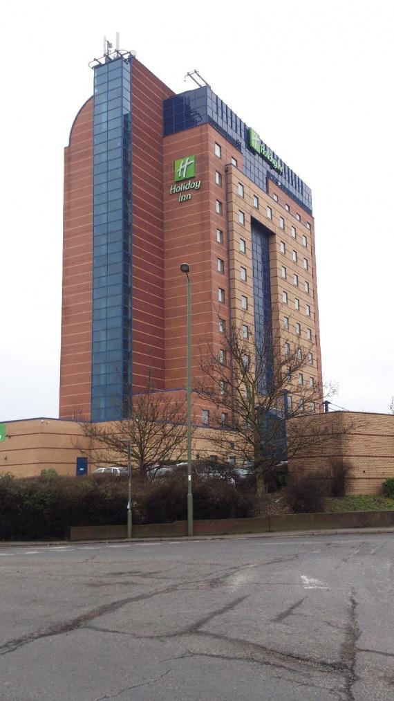 отель Holiday Inn