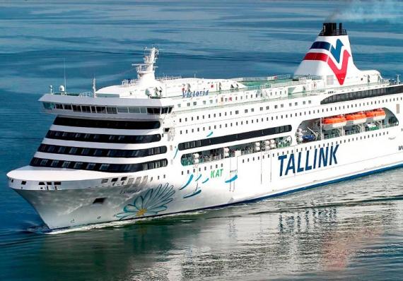 Паром Tallink