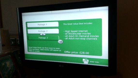 Стоимость интернета в гостинице Лондона
