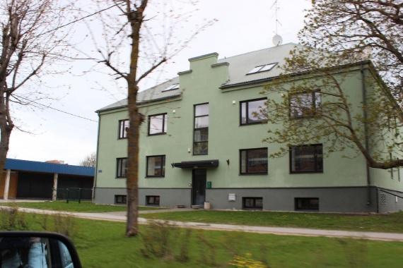 Обновленный дом в Палдиски