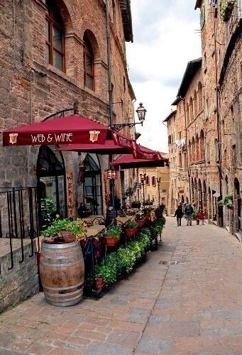 Улицы Италии