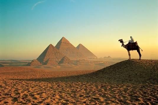 Египет,Пирамиды