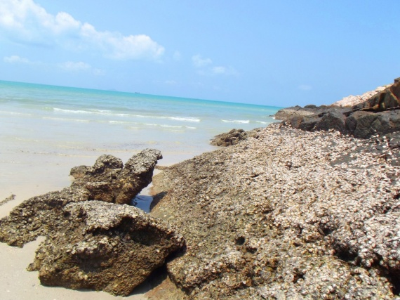 пляж, Паттайя