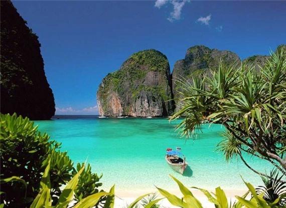 Тайланд, пляж