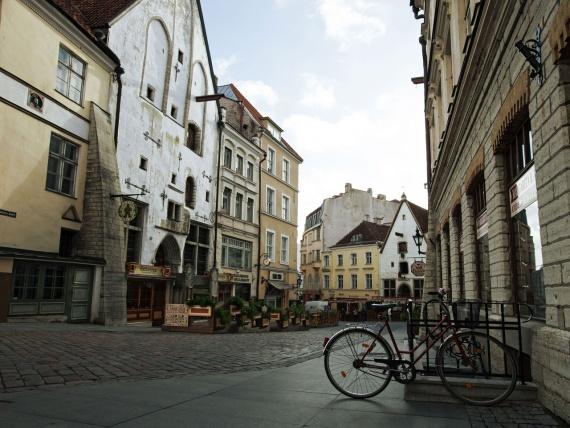 Таллин - Старый город