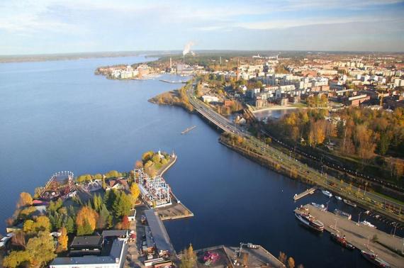 Финляндия, Тампере
