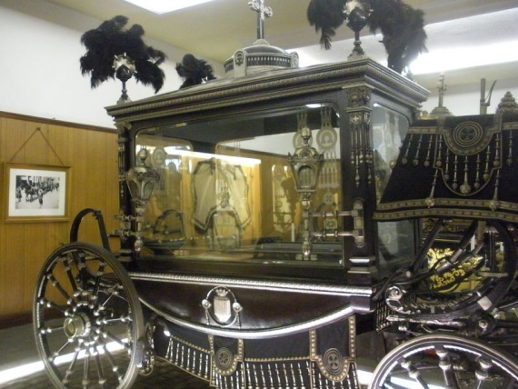 Музей катафалков