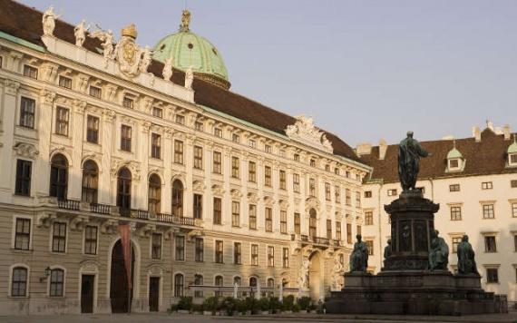 Вена - Хофбург