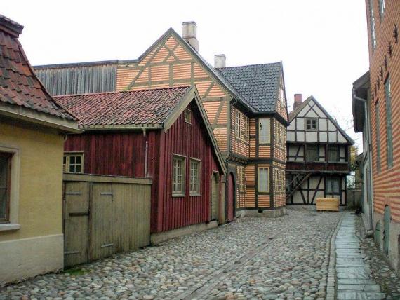 Этнографический музей Норвегии