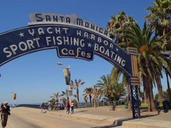 Санта-Моника, Калифорния, США