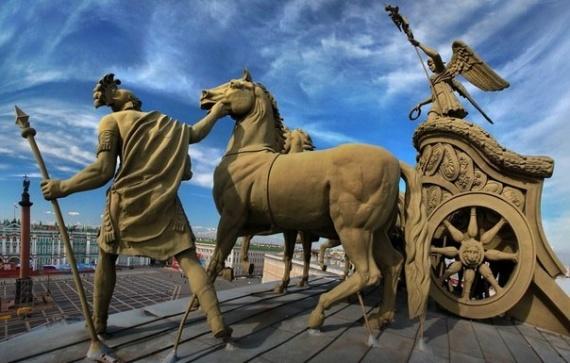 Дворцовая площадь, Санкт-Петербург