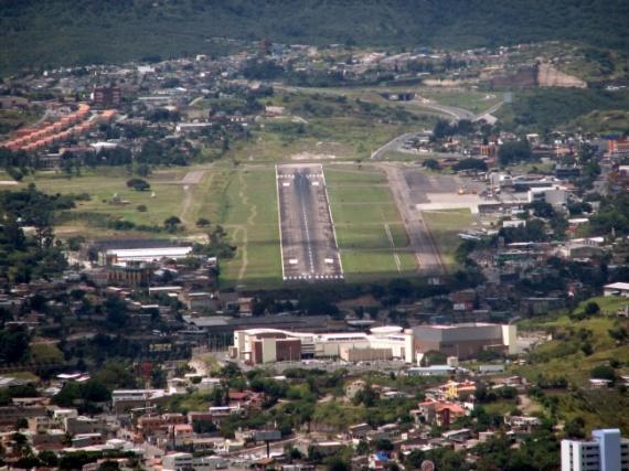 Международный Аэропорт Тонконтин, Гондурас