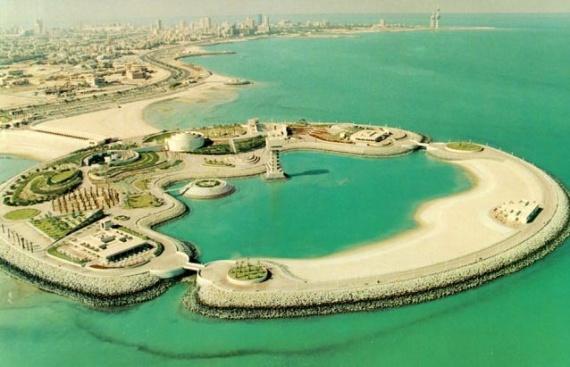 Green Island, Кувейт