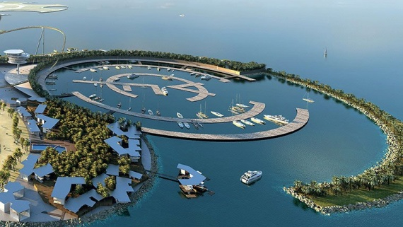 Real Madrid Island Resort