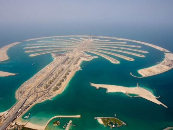 Пальмовые острова, Дубай