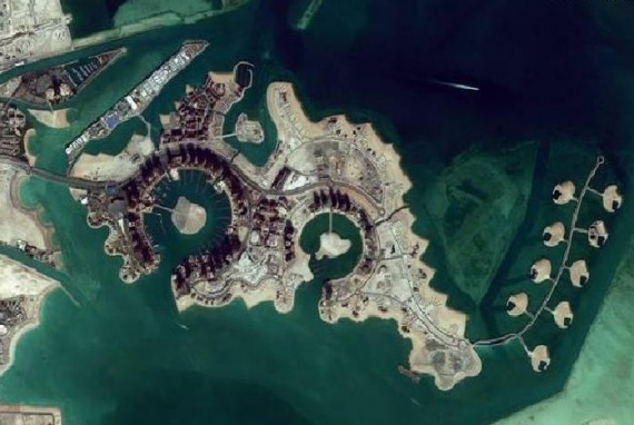 Жемчужина-Катар (Pearl-Qatar)