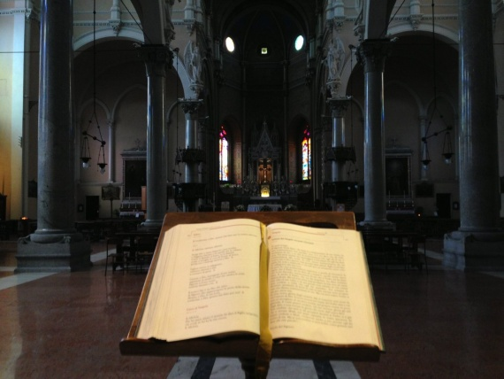 Церковь Santa Maria delle Grazie al Naviglio