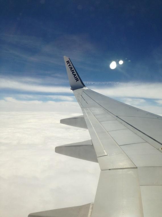 В небе вместе с Ryanair!