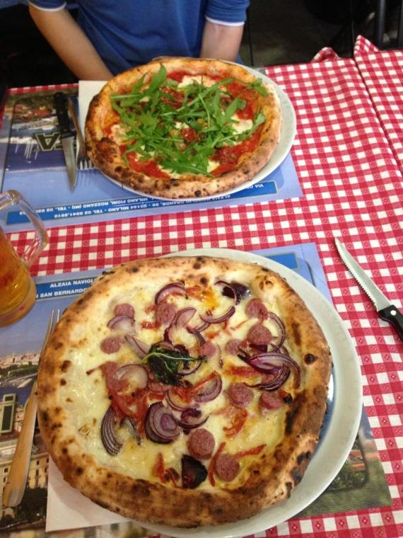 Capatosta - кафе, порекомендованное итальянцами на одном из замечательных блогов :)